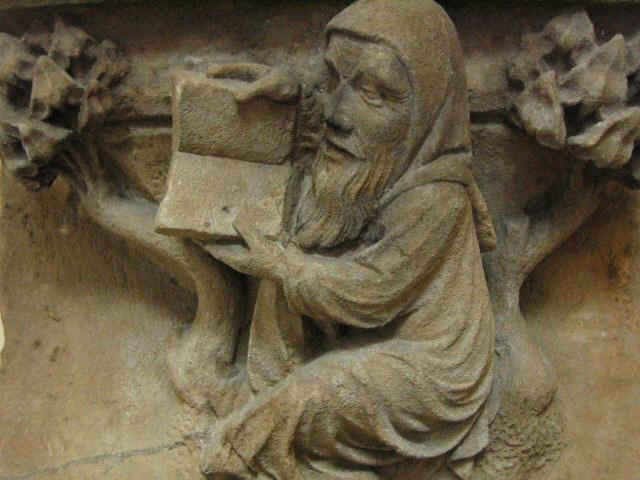..das Buch aus Stein..
