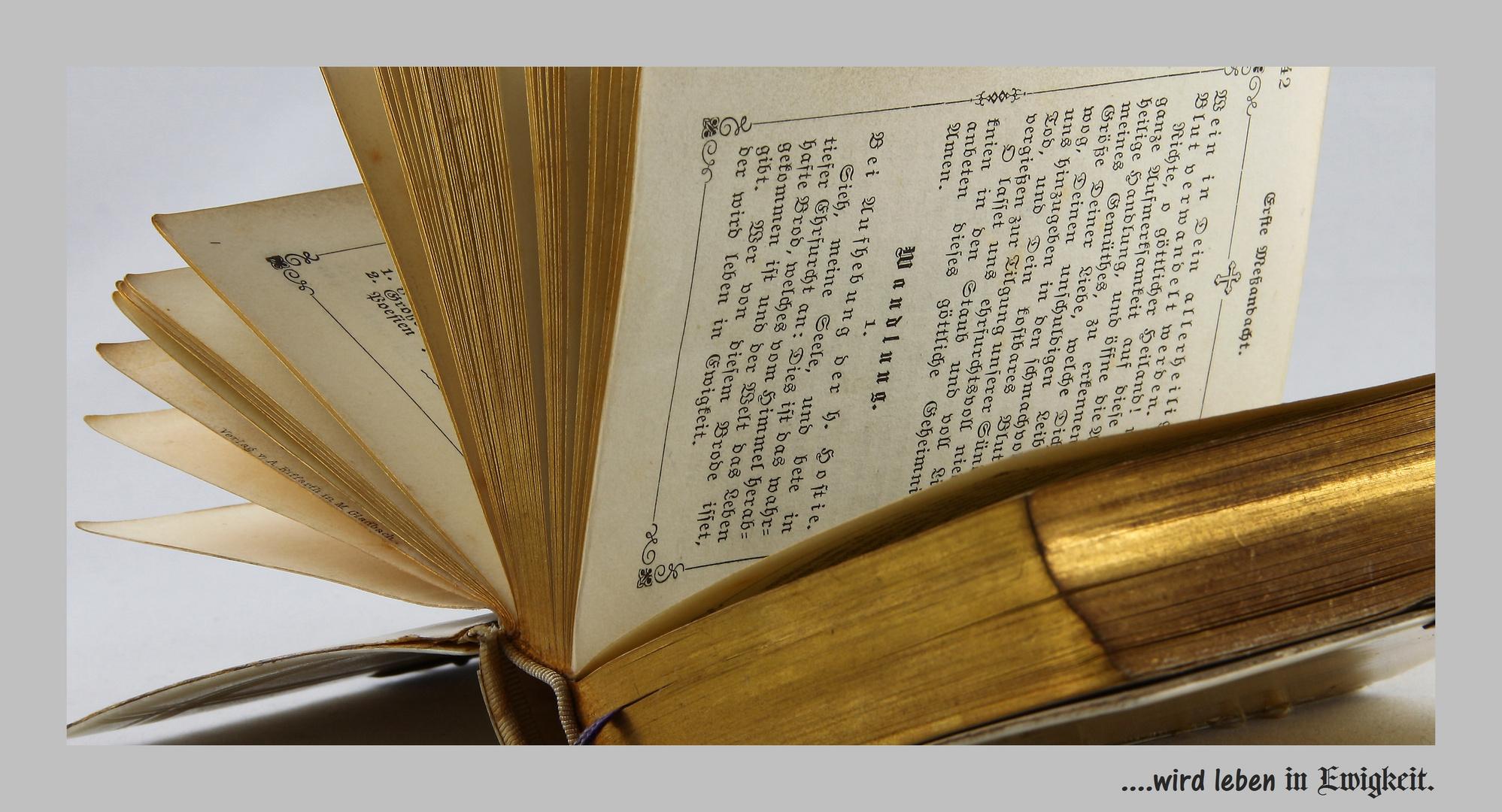 Das Buch bleibt geöffnet, es wird nicht geschlossen.....##1499#