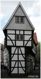 Das Bügeleisenhaus