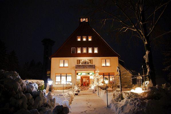 Das Bühlhaus in Eibenstock