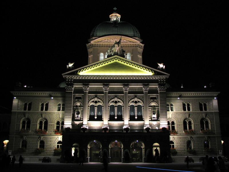 Das Bundeshaus 1