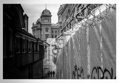 Das Bundeshaus: der andere Blick