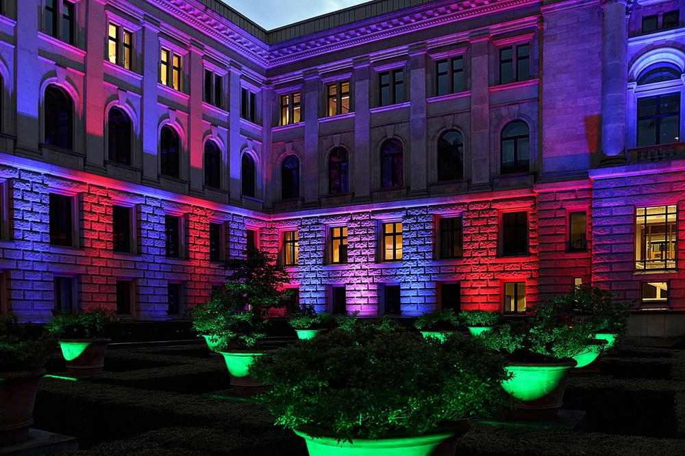 Das Bundesrats-Gebäude