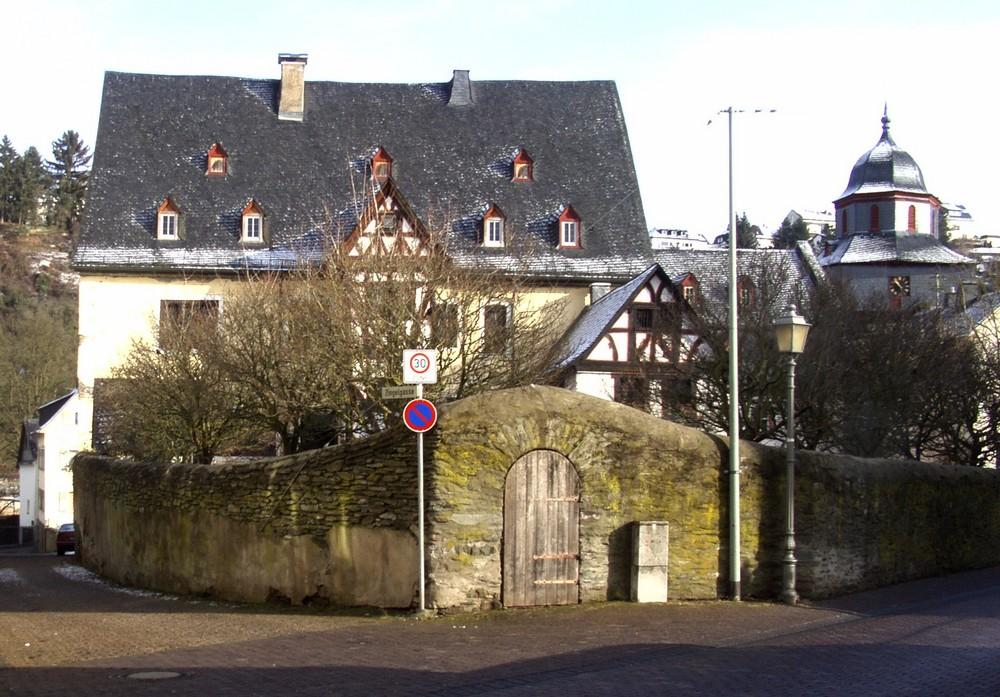Das Burgmannenhaus