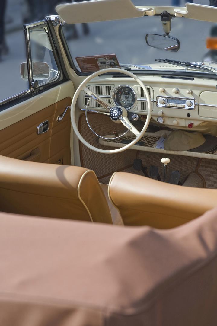 Das Cabrio mit dem bekannten Sound
