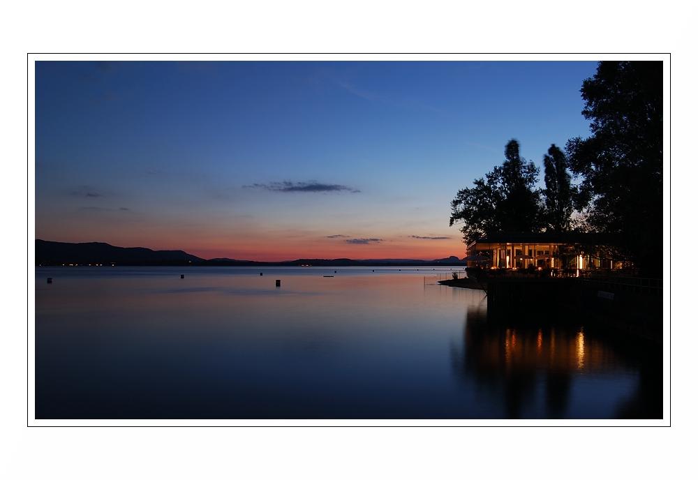Das Cafe am See