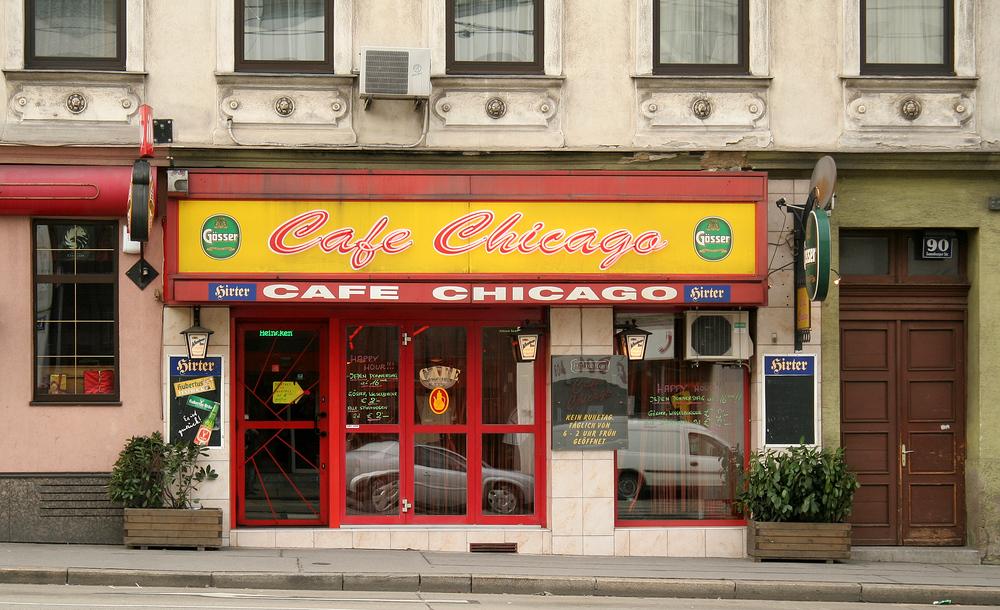 Das Cafe Chicago