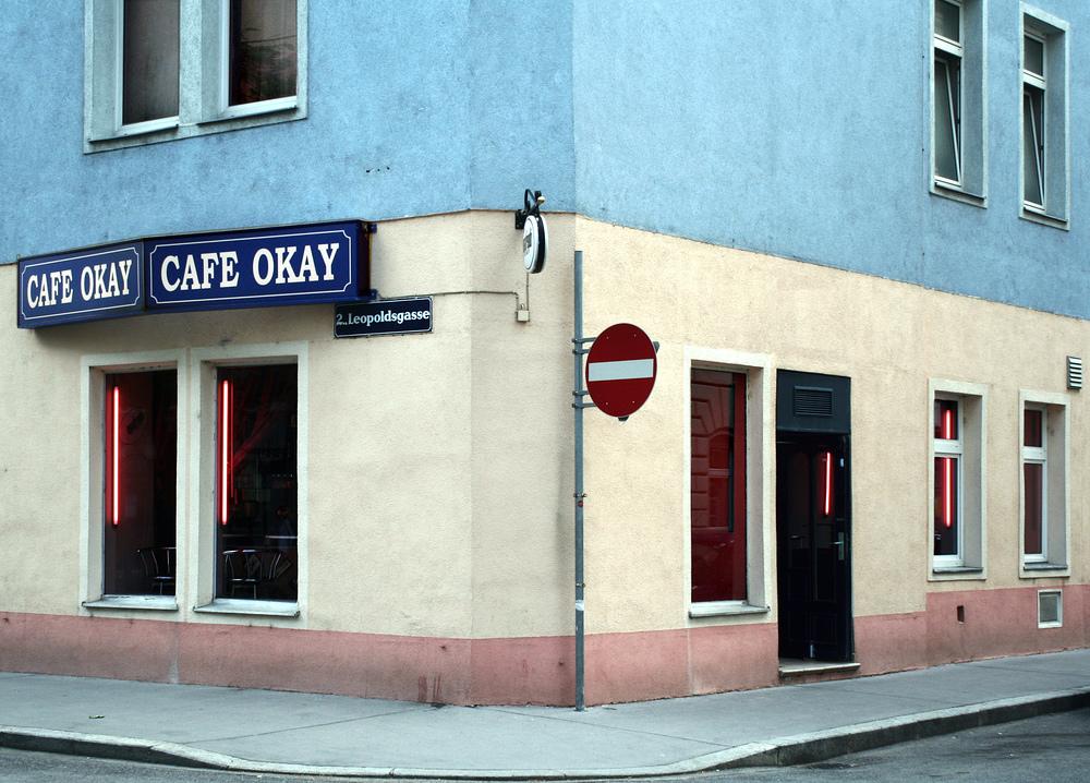 Das Cafe Okay