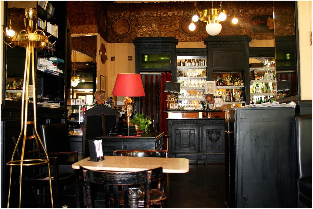 Das Cafe San Marco in Triest