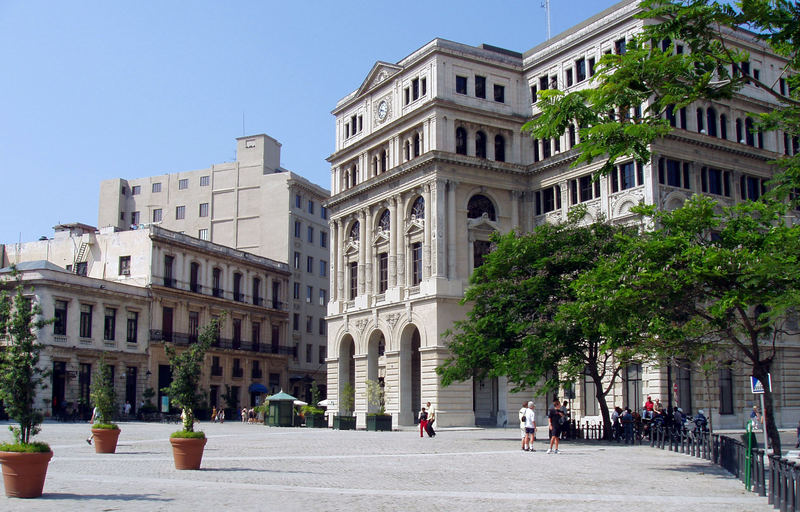 Das Capitol im Havana (Cuba)