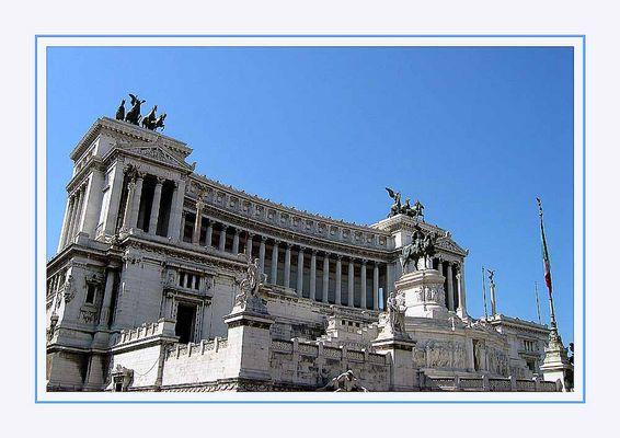 das Capitol in Rom
