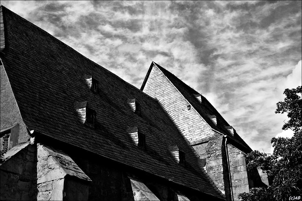 Das Dach...