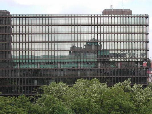 Das Deutsche Museum als Spiegelbild