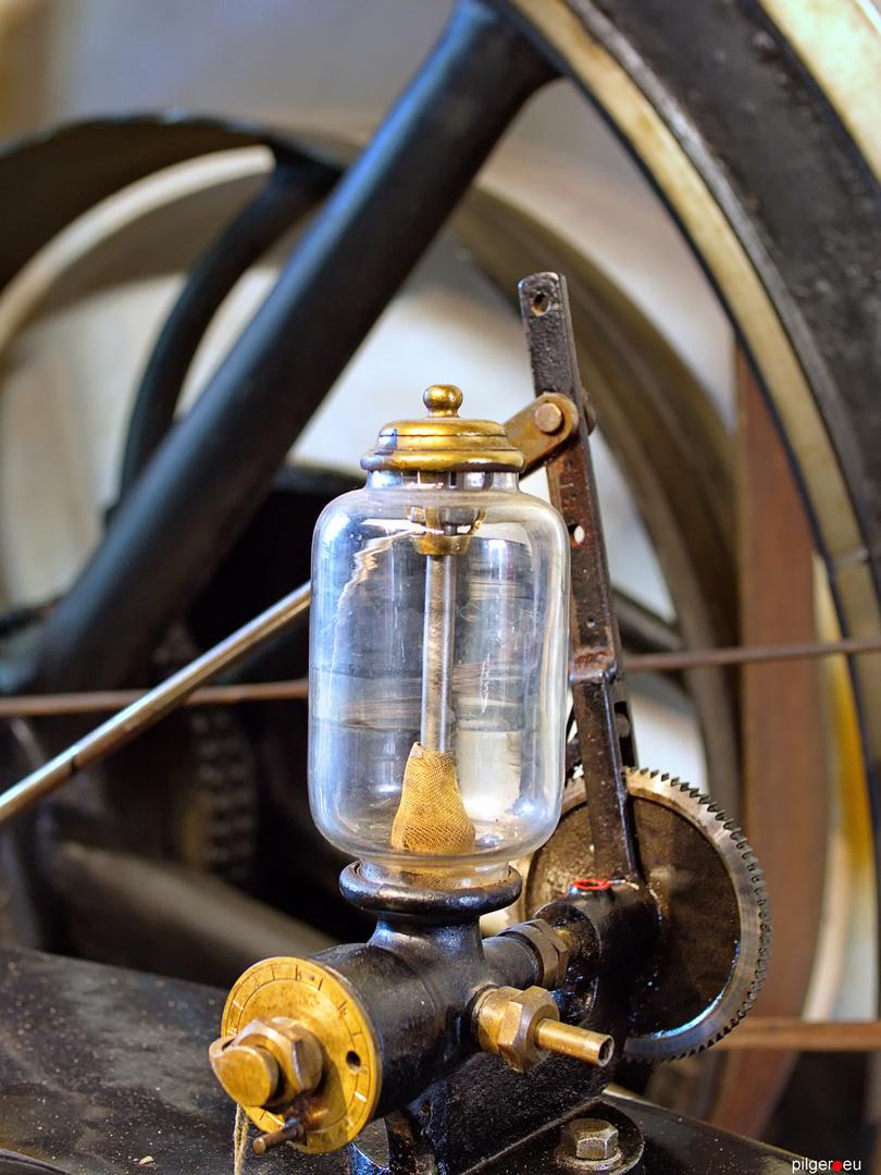 Das Dings von der Dampfmaschine