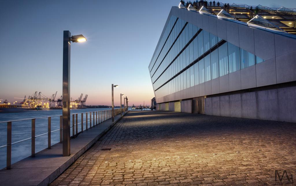 Das Dockland in HH-Altona