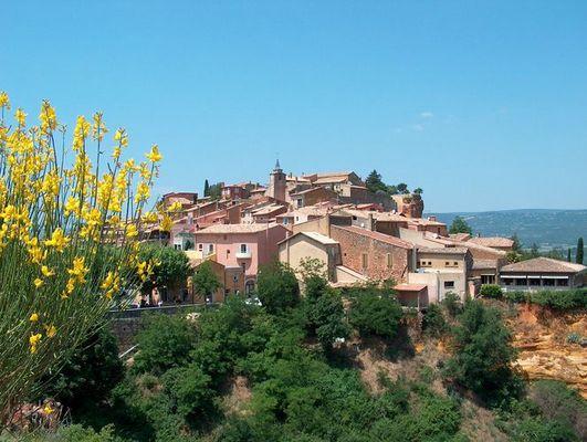 Das Dorf auf dem Berg