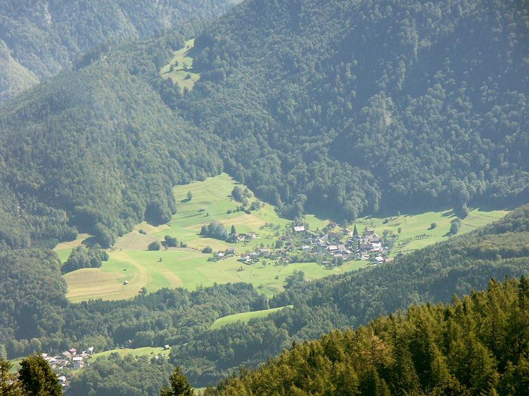 Das Dorf der Kranewittbrüder