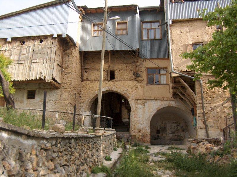 Das Dorf im Osten der Türkei