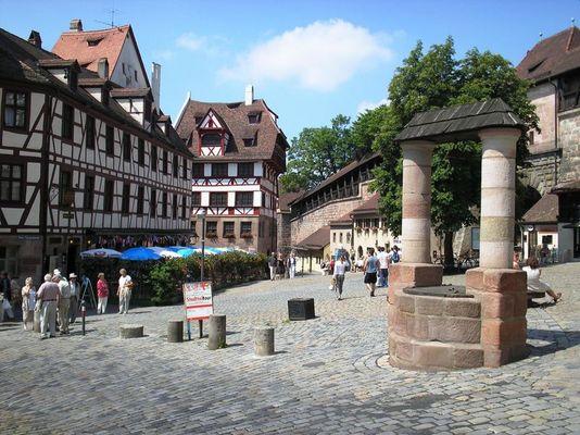 Das Dürerhaus in Nürnberg