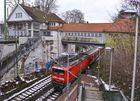 Das ehemalige Gebäude des Bahnhofes Essen-Süd.