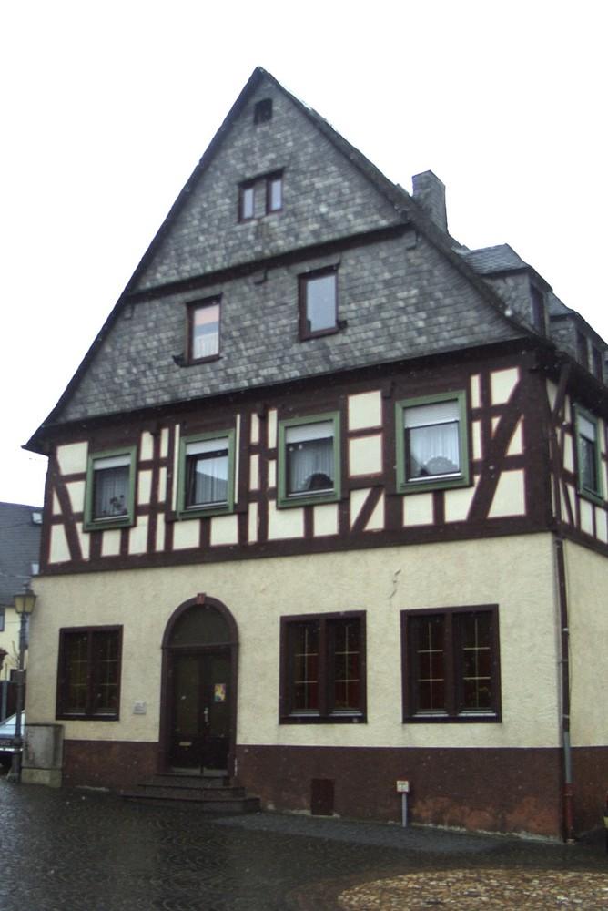 Das ehemalige Rathaus