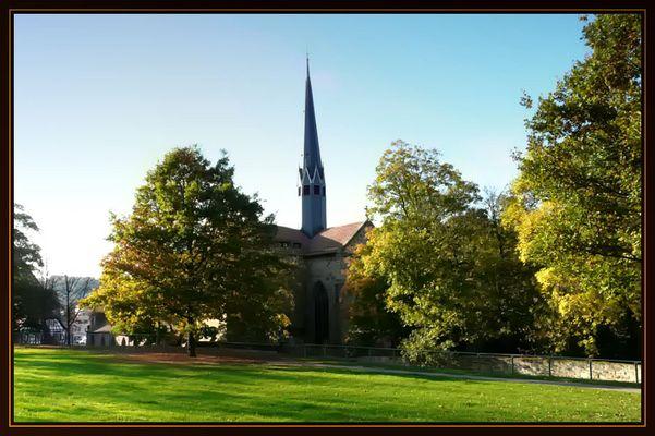 Das eindrucksvolle Kulturdenkmal Kloster-Maulbronn