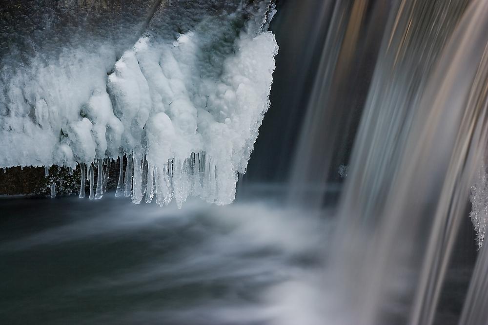 Das Eis wächst....