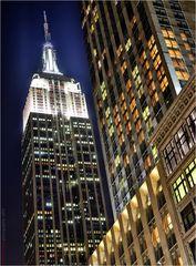 Das Empire State Building