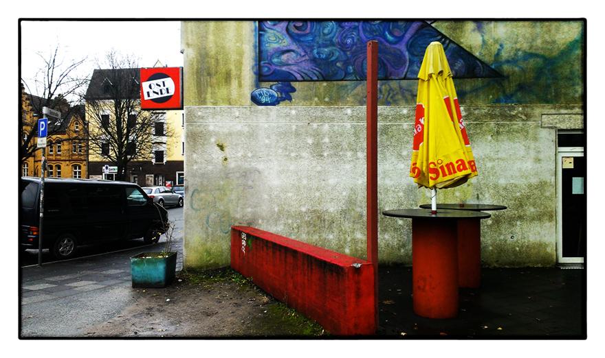 Das Ende der Oststraße