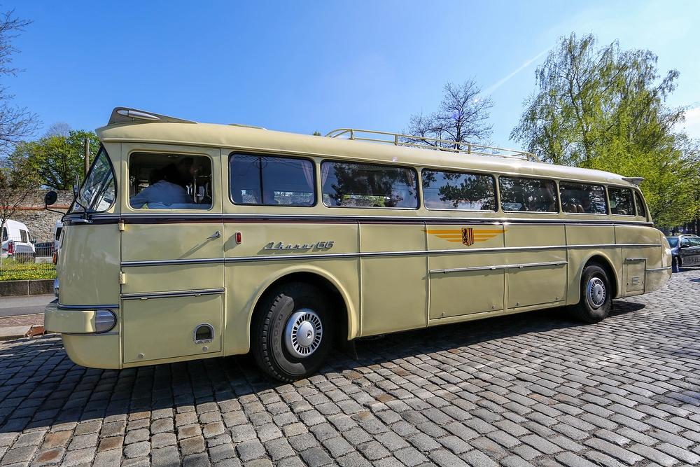 Das Erlebnis Busfahrt