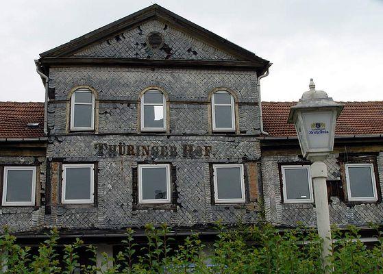 Das erste Haus am Platz ! :-)