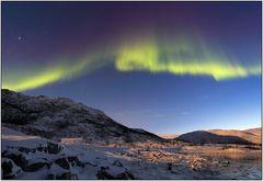 Das erste Polarlicht