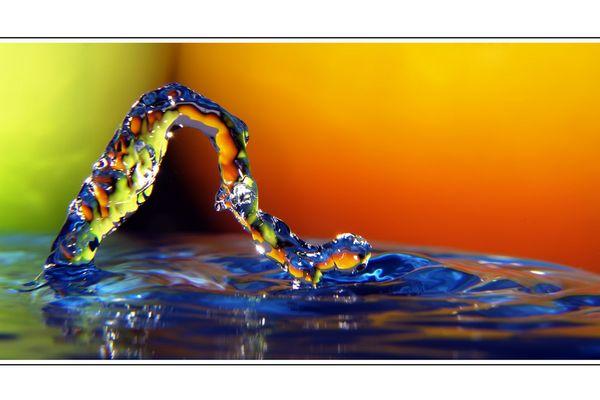 Das Erwachen des Feuers im Wasser III