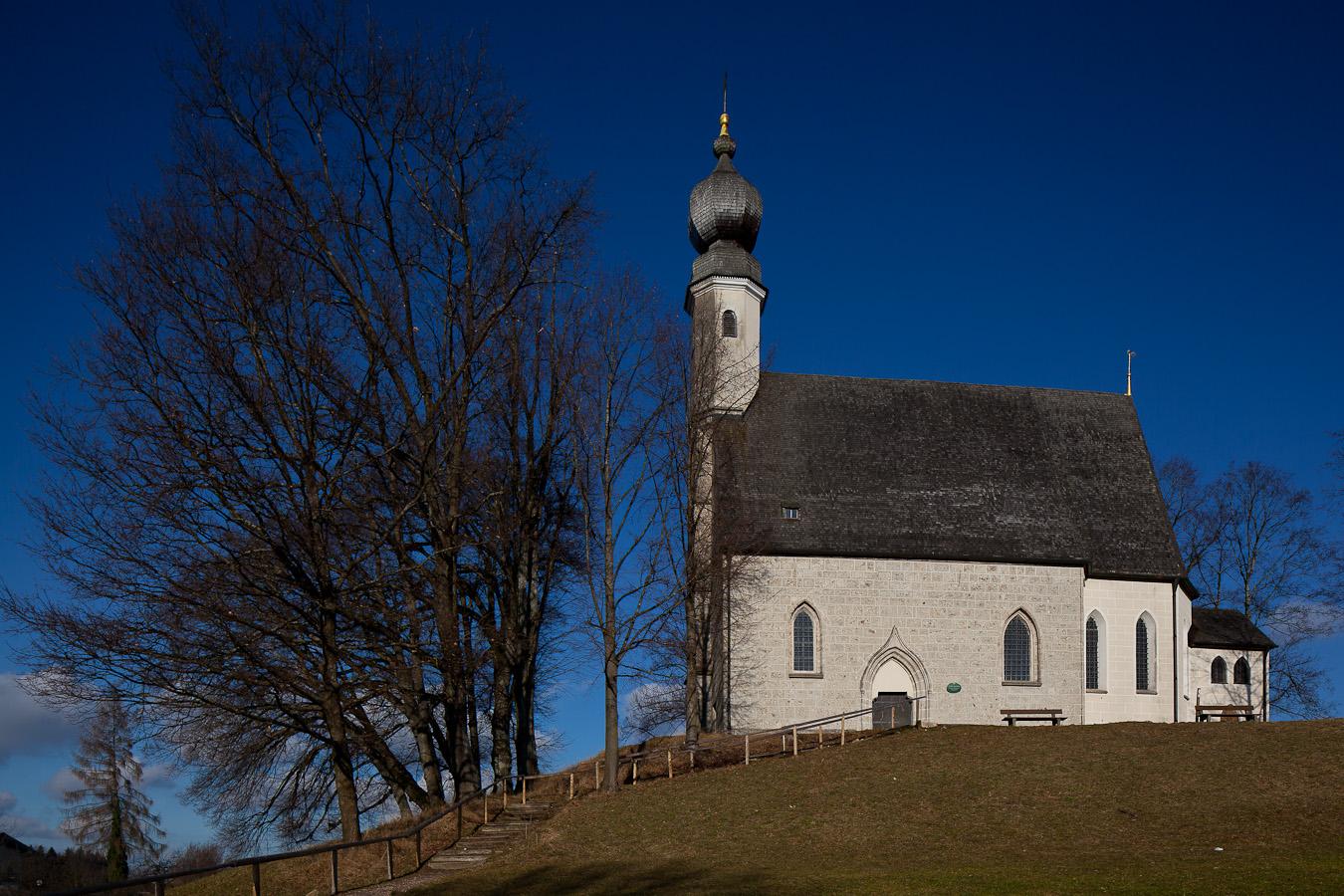 Das Ettendorfer Kircherl