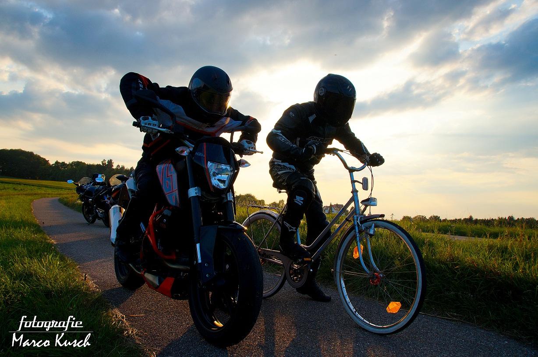 Das etwas andere Bike-Race