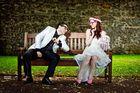 Das etwas andere Brautpaar