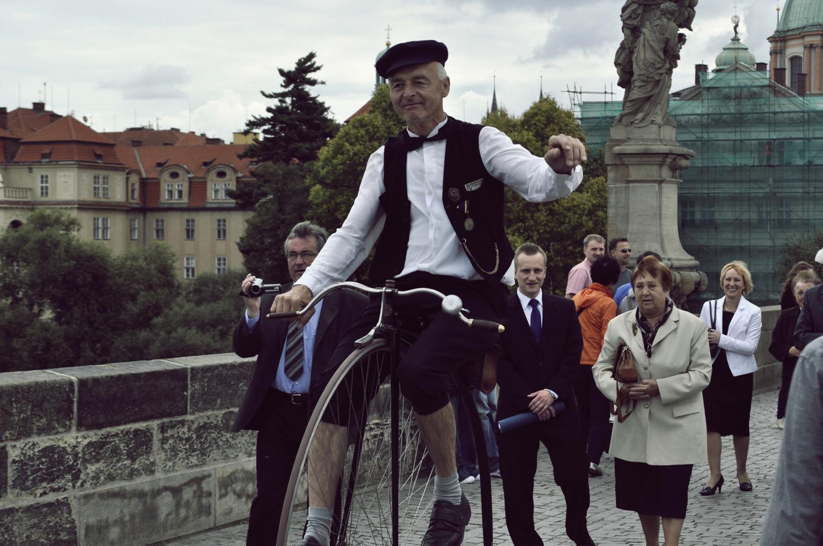 Das etwas andere Fahrrad