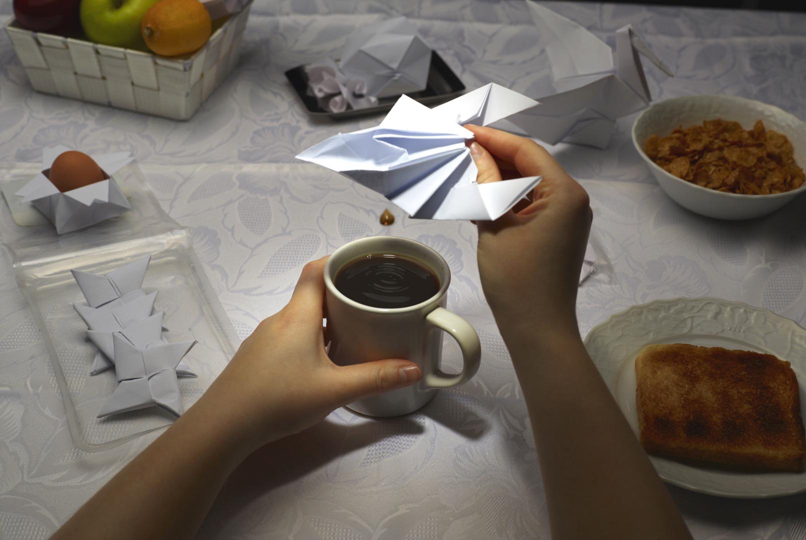 Das etwas andere Frühstück- Kaffeebomber