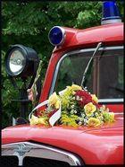 Das etwas andere Hochzeitsauto...