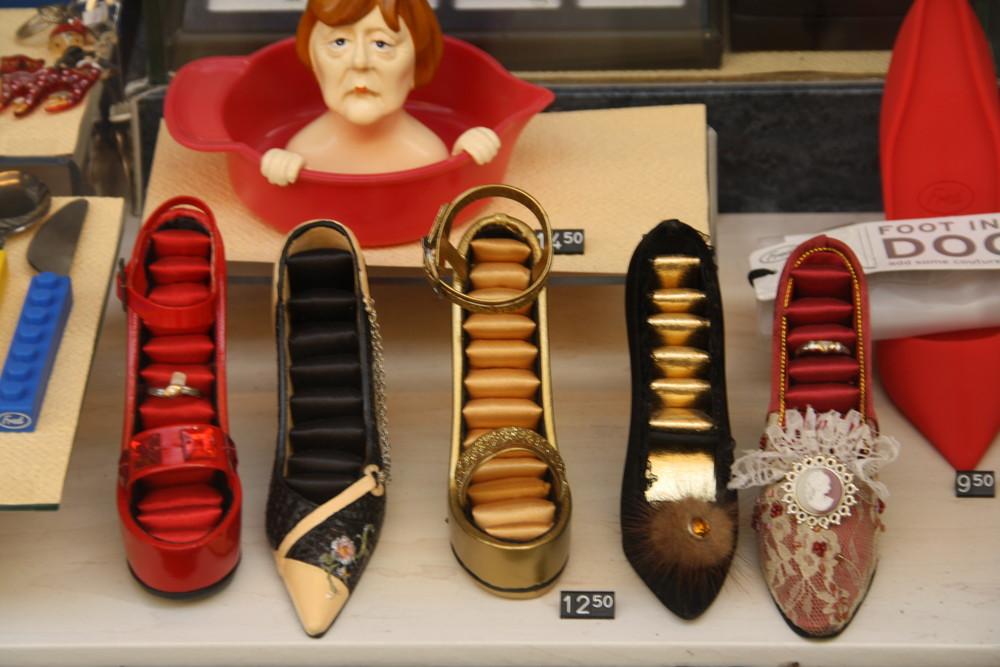 Das etwas andere Schuhgeschäft