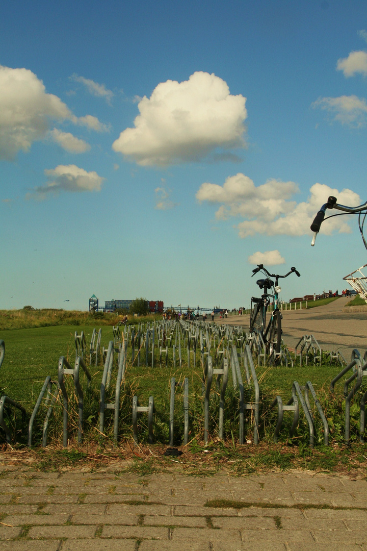 Das Fahrrad...