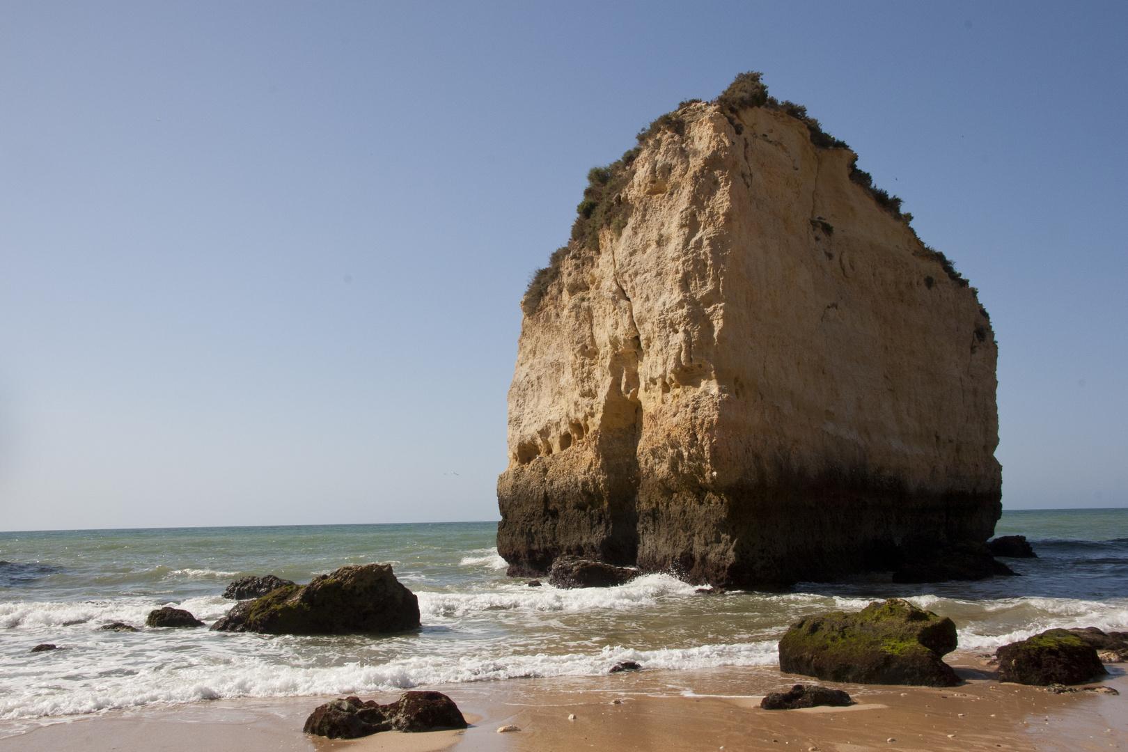 Das Felsenschiff
