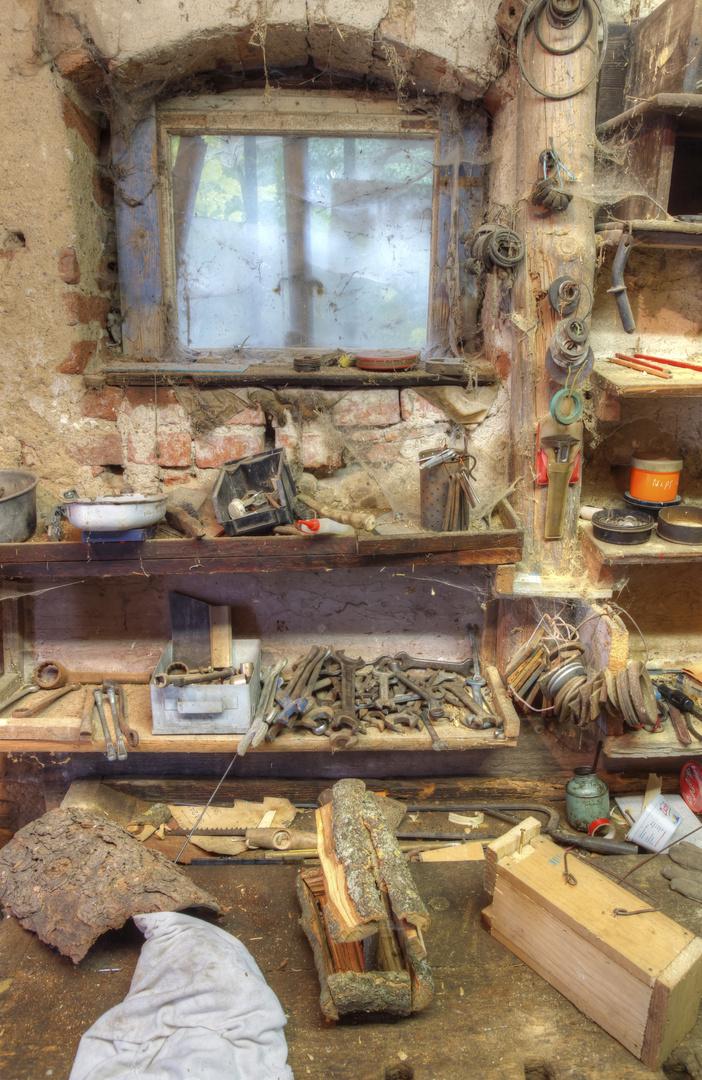 Das Fenster der Baukammer II - oder - das Labor