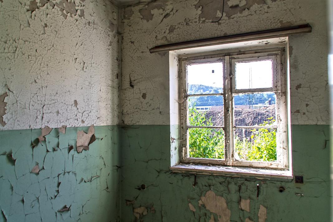 Das Fenster...