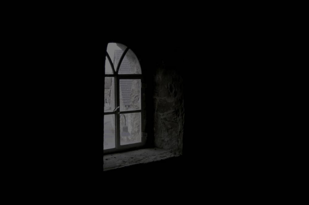 Das Fenster zum (alten) Hof