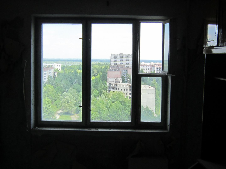 Das Fenster zum Höllenparadies