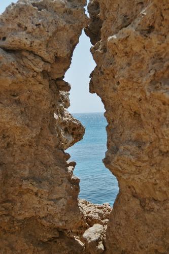 Das Fenster zum Horizont