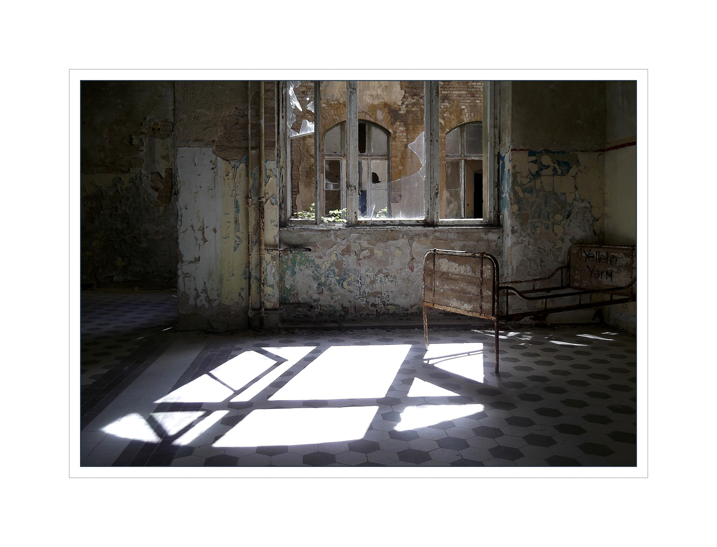 das Fenster zum Jenseits ......