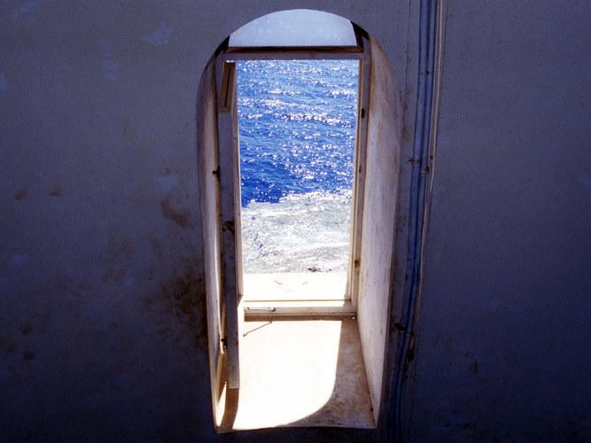 Das Fenster zum Leben