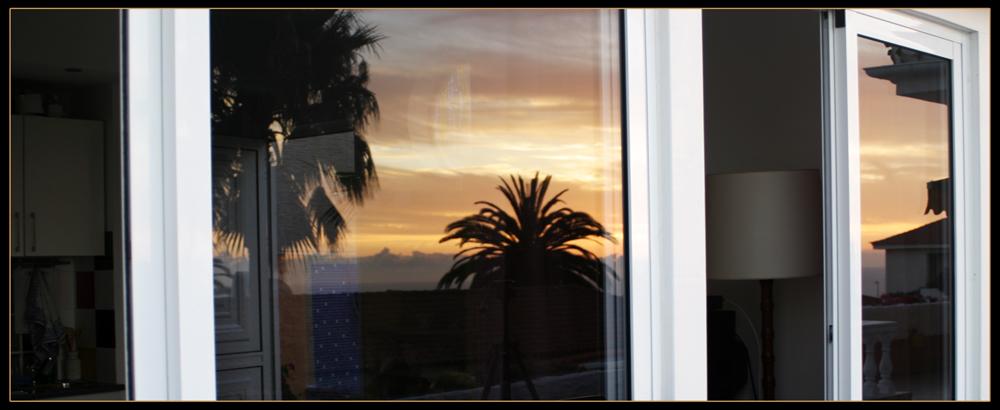 Das Fenster zum Meer